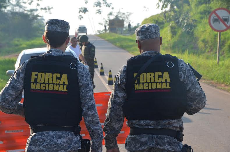 Acre realizará nivelamento da Força Nacional para 450 profissionais
