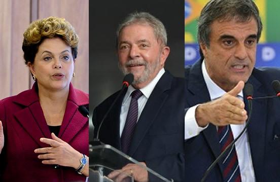 PGR pede ao Supremo autorização para investigar Dilma, Lula e Cardozo