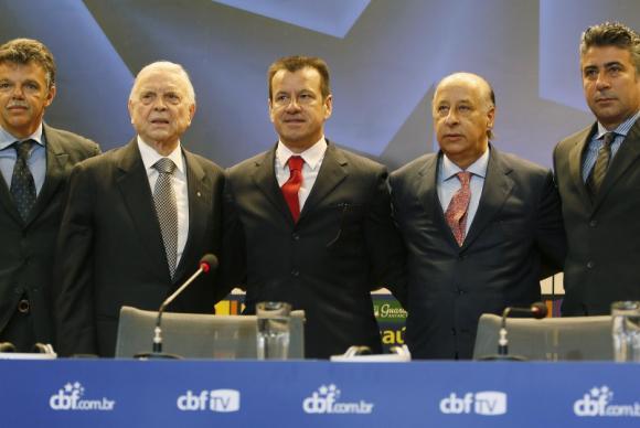 Dunga retorna ao comando do time, ao substituir Luiz Felipe ScolariDivulgação/CBF