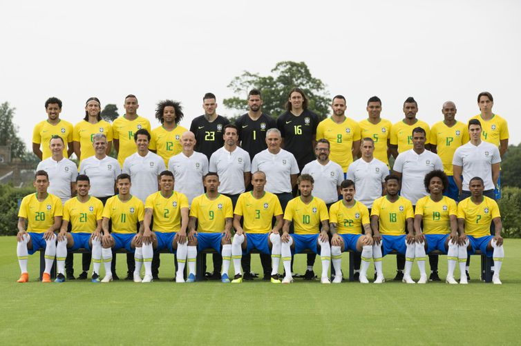 effc266ca8 Saiba quais são os dias e horários dos jogos do Brasil na Copa do Mundo 2018
