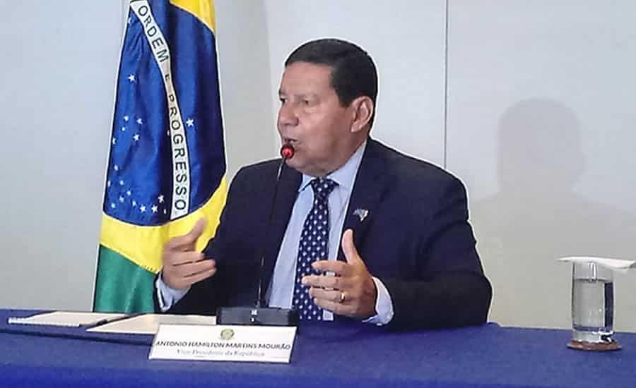 Mourão diz que violência no Acre não é igual ao Rio de Janeiro ...