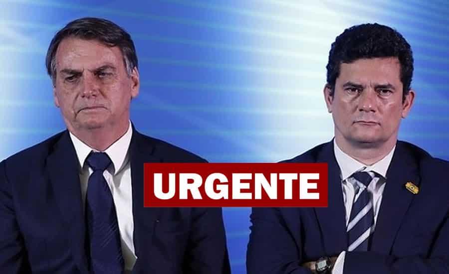Moro pede demissão após troca na PF, e Bolsonaro tenta reverter ...